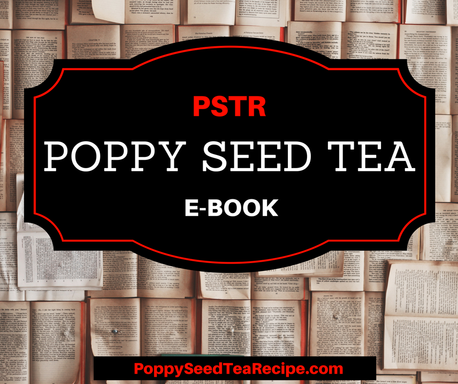 Poppy Seed Tea Book Purchase The Complete Guide Here