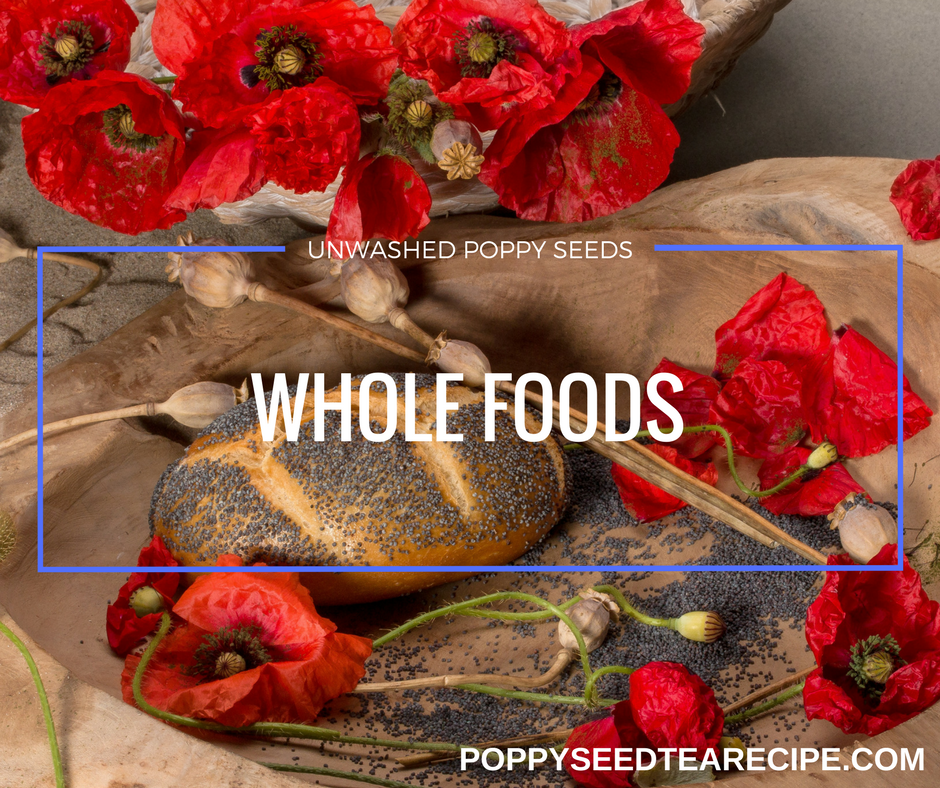 Whole Foods Poppy Seeds For Tea